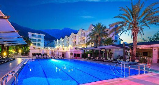 Onkel Resort Kemer Best Rates Guarantee Book Now